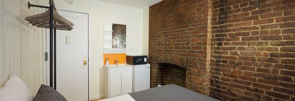 City Rooms NYC Soho - New York - Bedroom