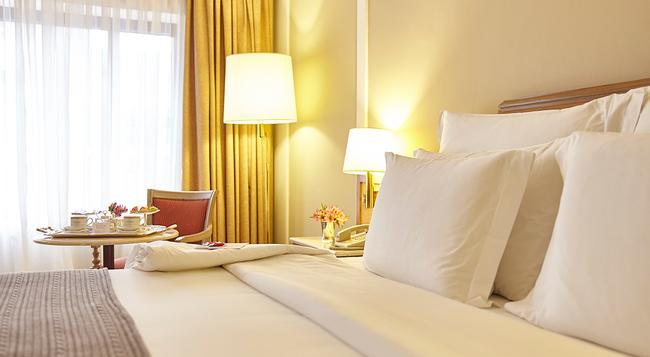 L'hotel Portobay São Paulo - São Paulo - Bedroom