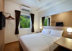 Red Planet Bangkok Asoke - Bangkok - Bedroom