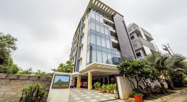 Hill View Guest Houses-Hi Tech City - Hyderabad - Building