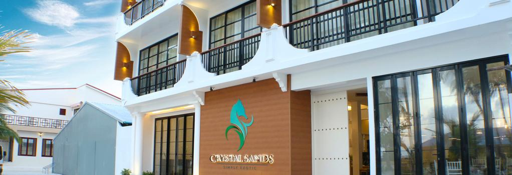 Crystal Sands Beach Hotel - Maafushi - Building