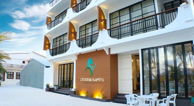 Crystal Sands Beach Hotel - Maafushi - Building
