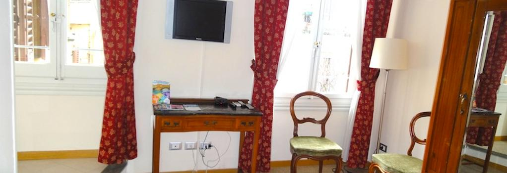B&B Le Contesse - Florence - Bedroom