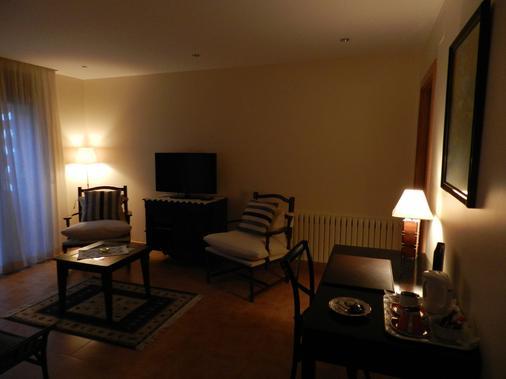 Hotel Les Truites - El Pas de la Casa - Living room