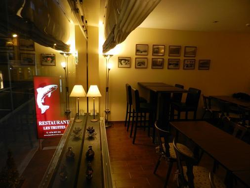 Hotel Les Truites - El Pas de la Casa - Restaurant