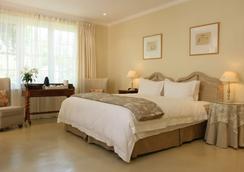 Les Chambres Guest House - Franschhoek - Bedroom