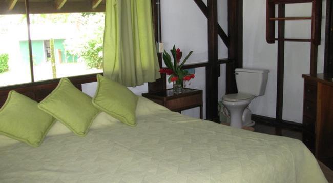 Saladero Eco Lodge - Golfito - Bedroom