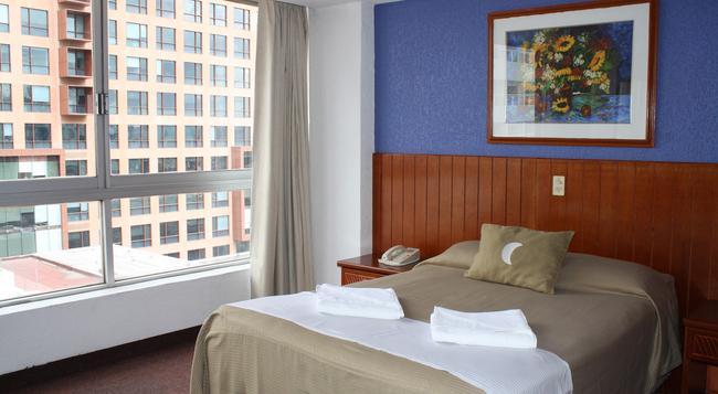 Hotel San Francisco Centro Histórico - Mexico City - Bedroom
