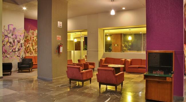 Hotel San Francisco Centro Histórico - Mexico City - Lobby