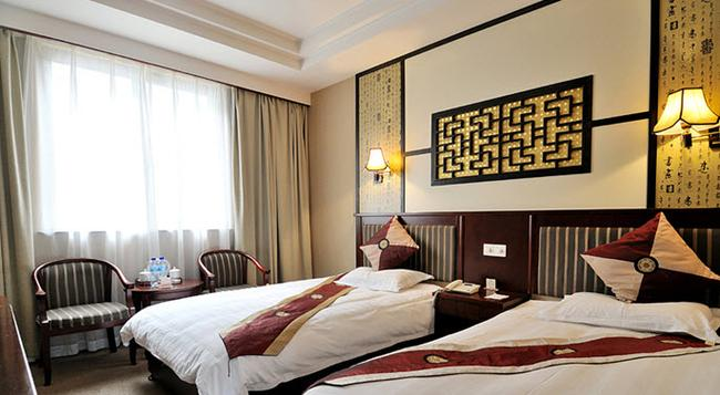 Riverside Hotel - Suzhou - Bedroom