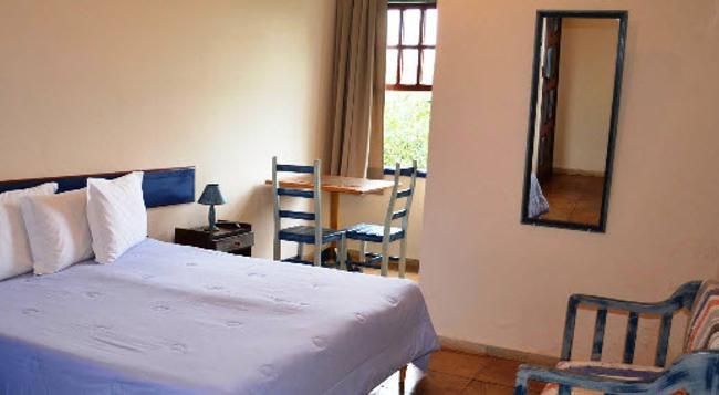 Pousada Candonga da Serra - Tiradentes - Bedroom