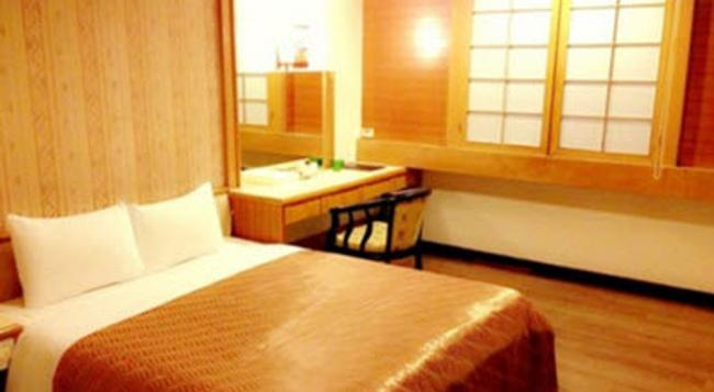 Harbor Hotel - Taichung - Bedroom