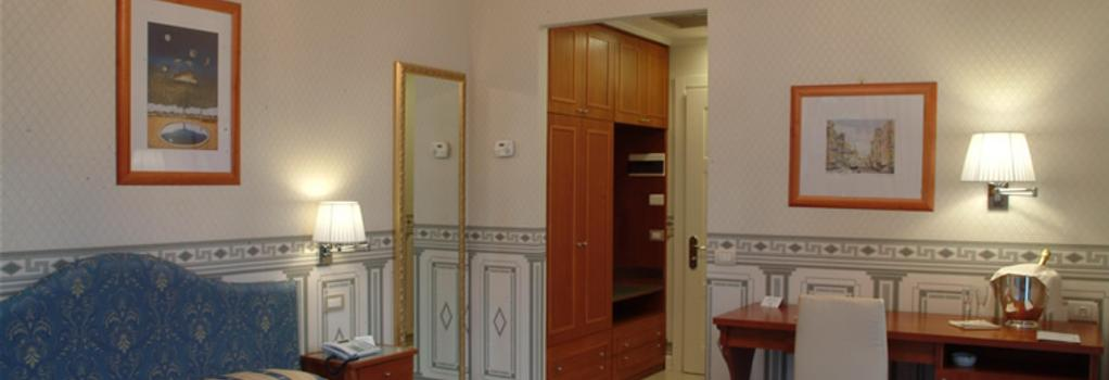 City Hotel Catania - Catania - Bedroom