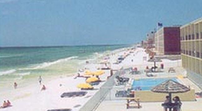 Seascape Inn - Panama City Beach - Building