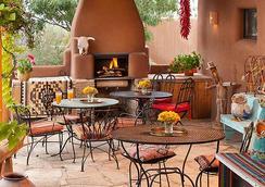 Bobcat Inn Bed and Breakfast - Santa Fe - Restaurant