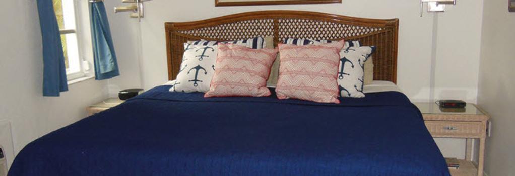 Tarpon Tale Inn - Sanibel - Bedroom
