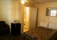 The Burgundy Inn - Ocean City - Bedroom