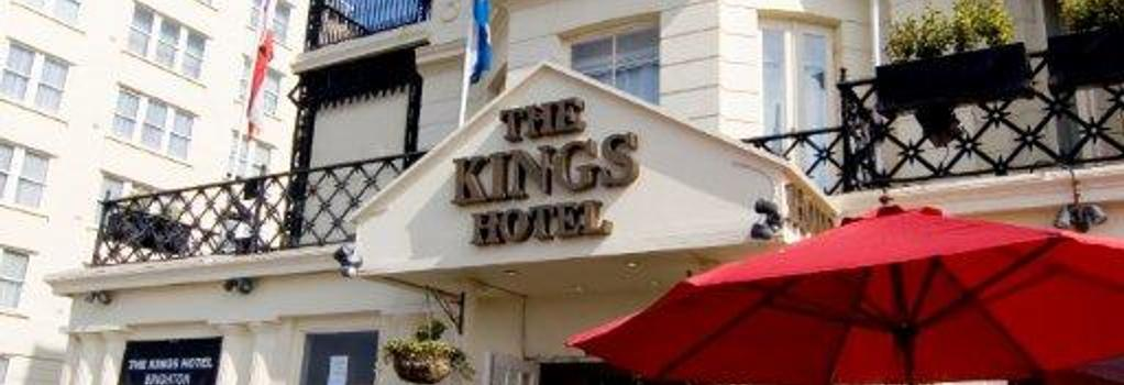 Kings Hotel - Brighton - Building