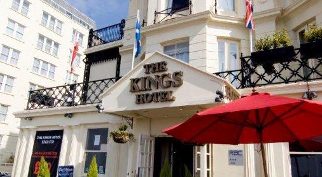 Kings Hotel - Brighton - Building