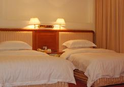 Tiancheng Hotel - Xiamen - Xiamen - Bedroom