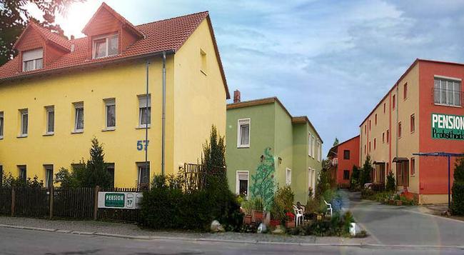 Pension Probstheida - Leipzig - Building