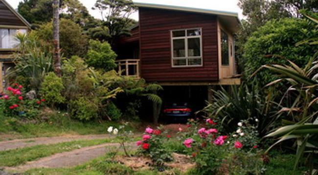 Bush Sand and Sea - Auckland - Building