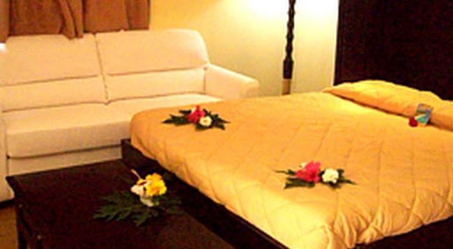 Hotel Oasis De Kiamu - Lifou - Bedroom
