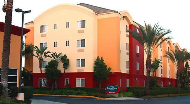 TownePlace Suites by Marriott Anaheim Maingate Near Angel Stadium - Anaheim - Building