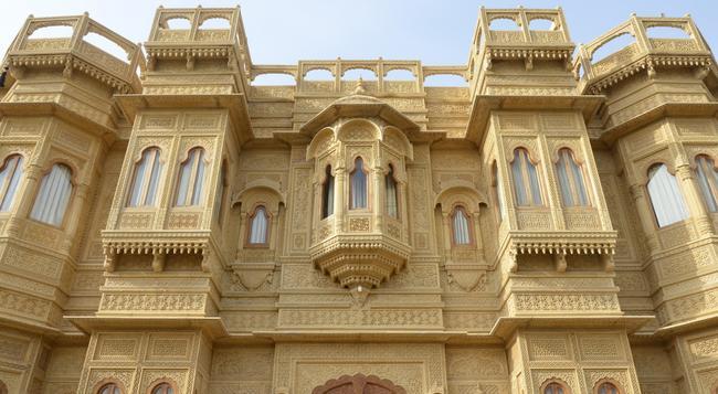 Hotel Royal Haveli - Jaisalmer - Building