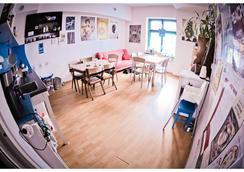 Hostel Bemma - Wroclaw - Kitchen