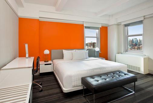 Row NYC - New York - Bedroom