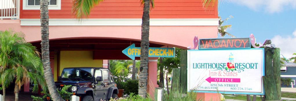 The Lighthouse Resort Inn & Suites - Fort Myers Beach - Building