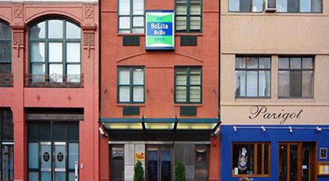 The Solita Soho Hotel, an Ascend Hotel Collection Member - New York - Building