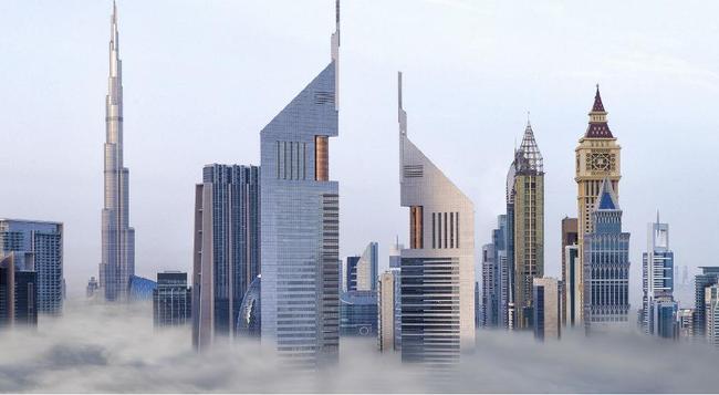 Jumeirah Emirates Towers - Dubai - Building