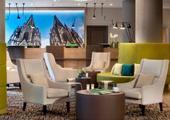Lindner Hotel City Plaza - Cologne - Lobby
