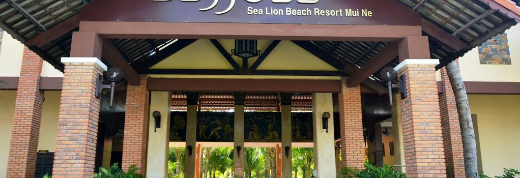 Dessole Sea Lion Beach Resort Mui Ne - Phan Thiet - Building