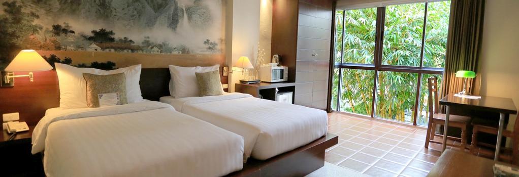 Sino House Hotel Phuket Town - Phuket City - Bedroom