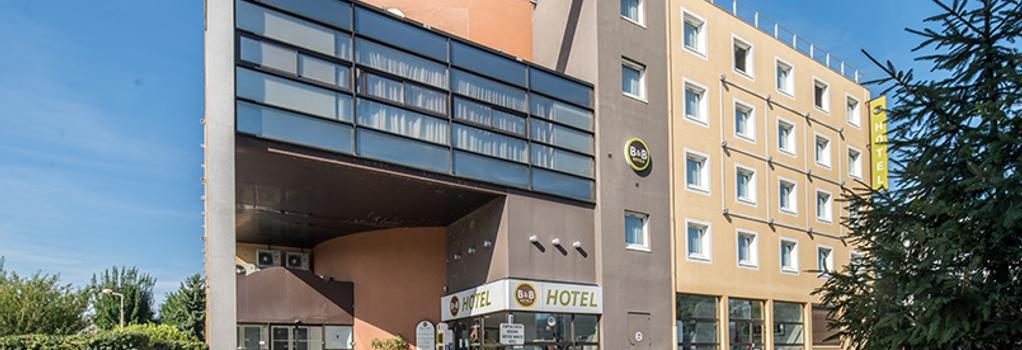 B&B Hôtel Grenoble Centre Verlaine - Grenoble - Building