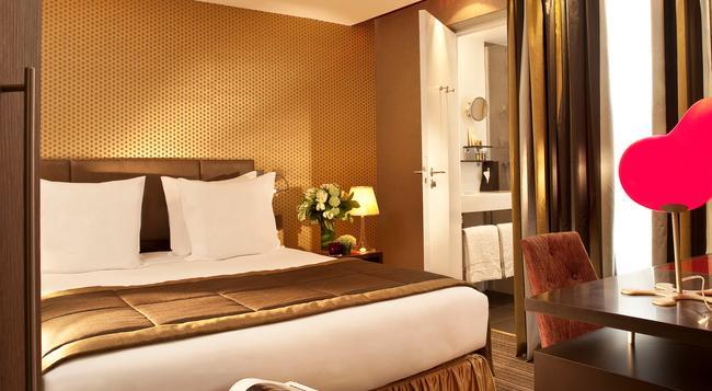 Hotel Elysees Mermoz - Paris - Bedroom
