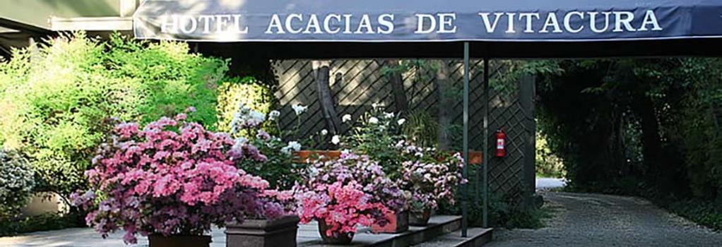Hotel Boutique Acacias de Vitacura - Santiago - Building