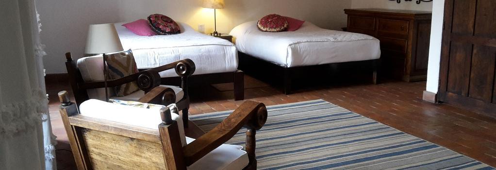 Casa Correo - San Miguel de Allende - Bedroom