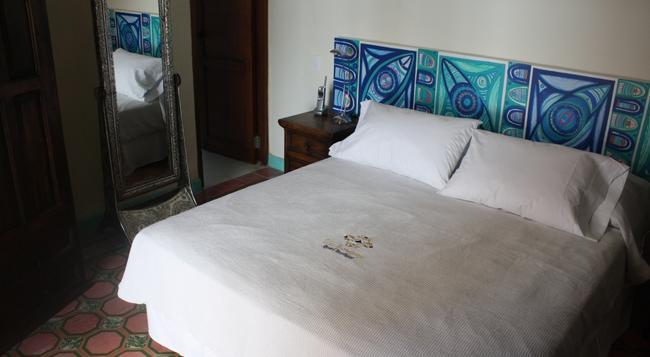 Casa Bustamante Hotel Boutique - Cartagena - Bedroom