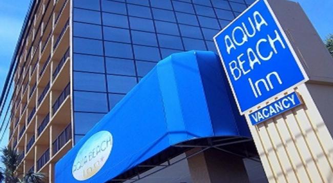 Aqua Beach Inn - Myrtle Beach - Building
