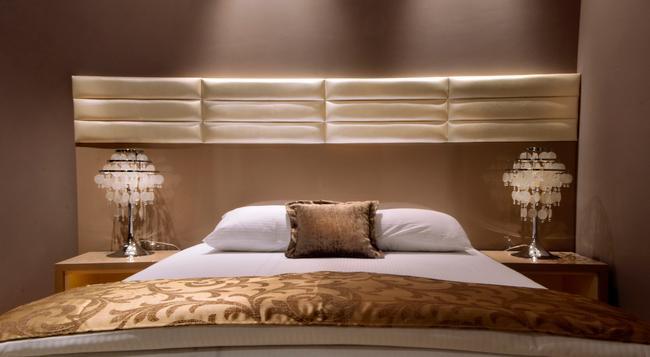 Apart Hotel K - Belgrade - Bedroom