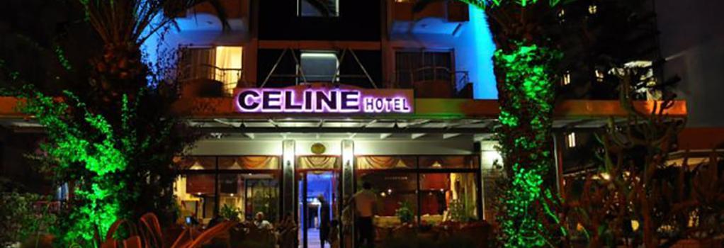 Kleopatra Celine Hotel - Alanya - Building