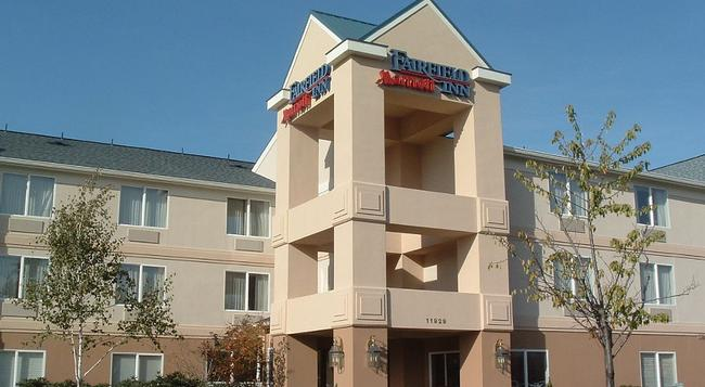 Fairfield Inn and Suites by Marriott Portland Airport - Portland - Building