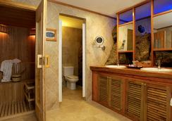 Charming - Luxury Lodge & Private Spa - San Carlos de Bariloche - Bathroom