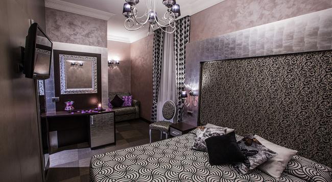 Hotel Romano - Rome - Bedroom