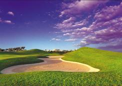 Address Montgomerie - Dubai - Golf course