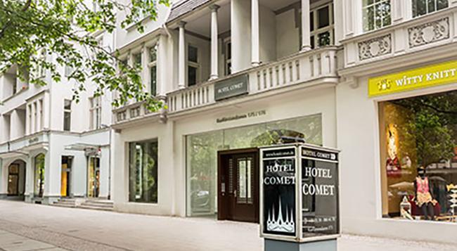 Hotel Comet am Kurfürstendamm - Berlin - Building